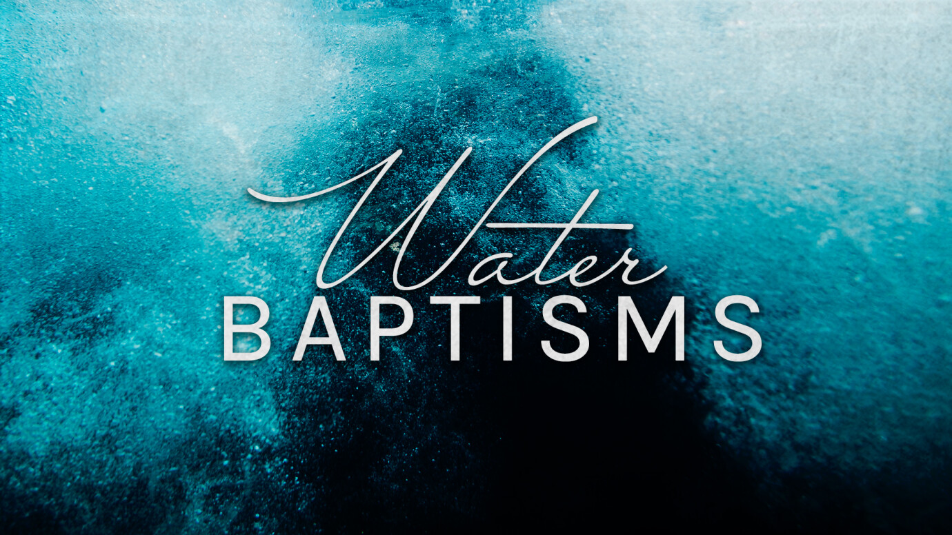 Baptism at the River