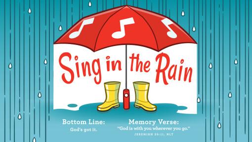 Preschool | Sing In The Rain - Week 2