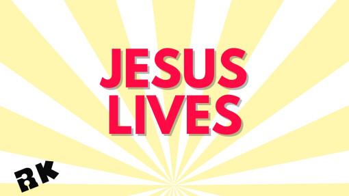 Revolution Kids Online | Elementary | Jesus Lives WK 3 | April 11th
